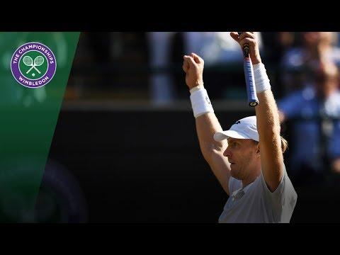 Roger Federer vs Kevin Anderson