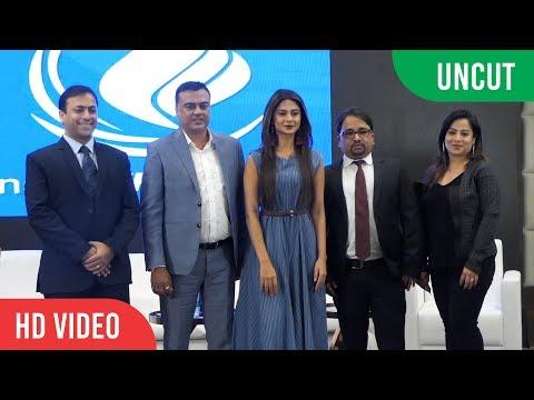UNCUT - Jennifer Winget Launches Online Insurance App | Rakesh Rakhi's