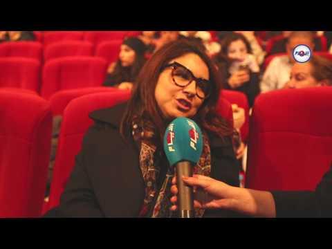 سامية أقريو تتحدث عن فيلمها