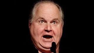"Rush Limbaugh Finally Admits That Trump's Dictator-Like Behavior Makes Him ""Nervous"""