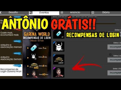 Antonio de Graça on the BR Server