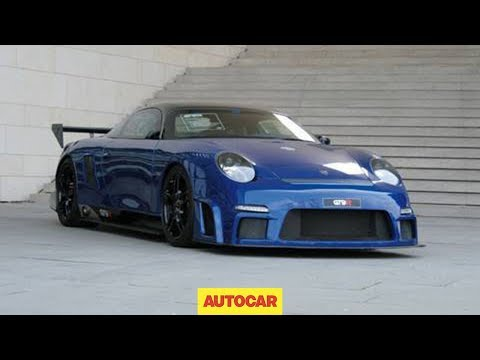 9ff 2009 9ff Porsche GT9 R