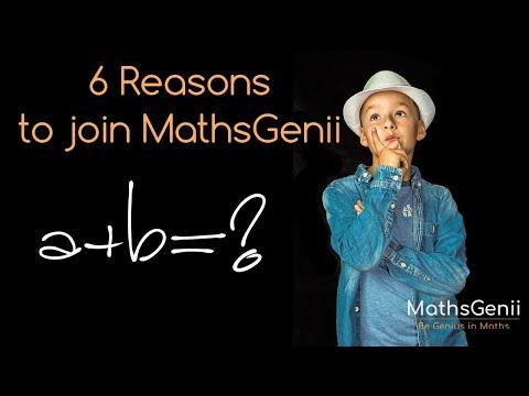 Why MathsGenii | Online maths learning program