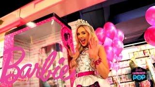 Barbie Campamento Pop Hamleys! Londres