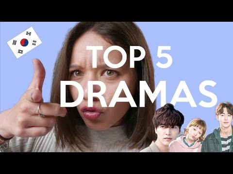 #TOP 5 LES MEILLEURS DRAMAS COREENS