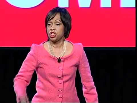 Judge Glenda Hatchett at the 2010 Texas Conference for Women ...