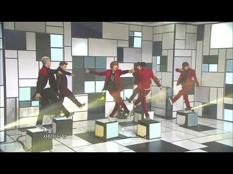 【TVPP】TEEN TOP - To You, 틴탑 - 투 유 @ Comeback Stage, Music Core Live