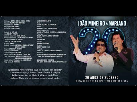 Baixar JOÃO MINEIRO & MARIANO - 20 ANOS (RECORDAÇÃO) - DVD COMPLETO