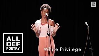 "Kyla Lacey - ""White Privilege""   (NPS '16)"