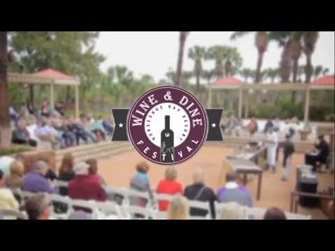 Horseshoe Bay Resort Annual Texas Hill Country Wine And Dine Festival To Feature Live Music, Hill Country Wineries, Celebrity Chefs And Great Cuisine, November 20-21, 2015
