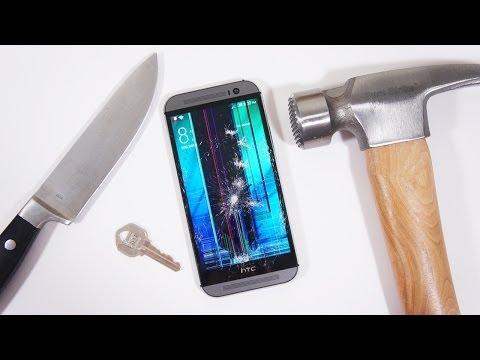 HTC One M8 poddany ekstremalnym testom