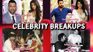 Celebrity Breakups