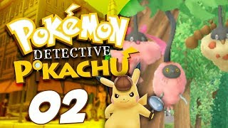 Let's Play Detective Pikachu - Episode 2