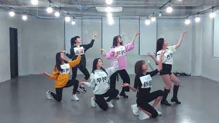 [GeeGu - Moonlight] dance practice mirrored