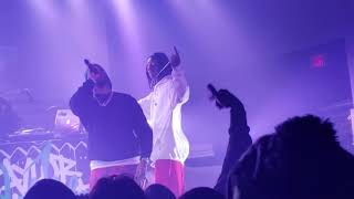 Wiz Khalifa and currency st. Andrews Detroit Michigan