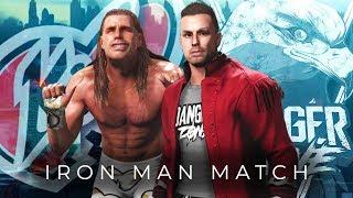 WWE 2K18 - CHRIS DANGER vs SHAWN MICHAELS!! IRON MAN MATCH!! (WWE 2K18 Dream Match Showcase)