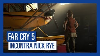 Far Cry 5 - Incontra Nick Rye