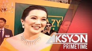 """Kris Aquino, agaw-eksena sa premiere ng pelikulang """"Crazy Rich Asians"""""""