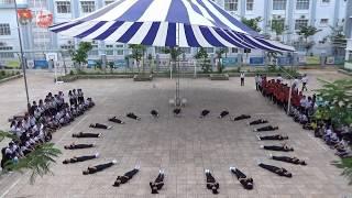 Á QUÂN - FLASHMOB GIA ĐỊNH 2019   LỚP 11D2