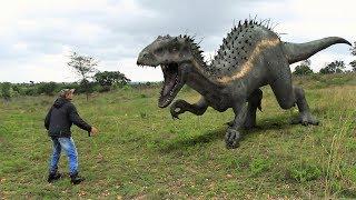 Jurassic World 2 Fan Made