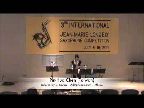 - 3rd JMLISC: Pin-Hua Chen (Taiwan) Balafon by C. Lauba
