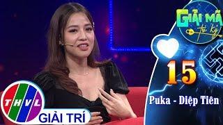 THVL | Puka - Diệp Tiên trả lời khán giả khi được hỏi về đám cưới | Giải mã tri kỷ - Tập 15