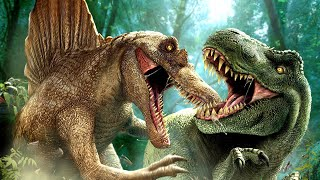 Spinosaurus VS T. rex [Who Would Win?]