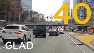 GLAD | Bad Drivers of Southern California 40