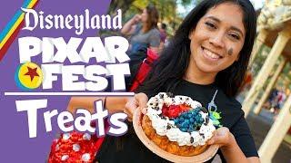 The Spectacular Treats of Pixar Fest at Disneyland!