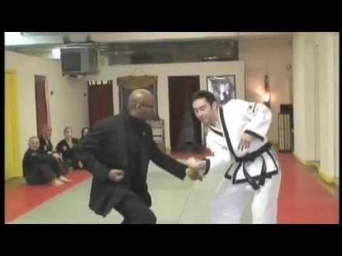 Hapkido - Gun Defense Techniques