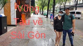 Vũng Tàu về Sài Gòn