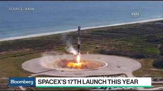 Why SpaceX's Latest Launch Is So Significant