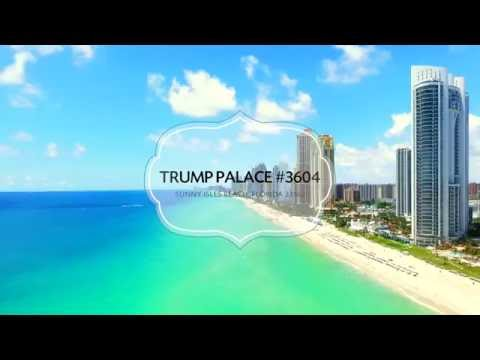 Lucas Luchega presents: Trump Palace, 18101 Collins Ave.  Sunny Isles Beach