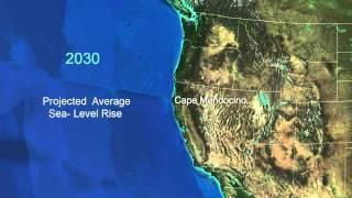 Sea-level Rise for the Coasts of California, Oregon, and Washington: Past, Present, Future