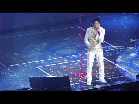 21-9-2013 開不了口 @ 周杰倫魔天倫世界巡迴演唱會 - 香港站