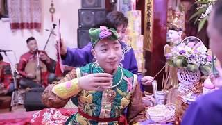 Không thể nhịn nổi cười với giá Cậu bé bản đền-Cậu Khang Nam Định kỷ niệm 15 năm 1 chặng đường