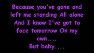 Before I Let You Go - Freestyle [Lyrics]