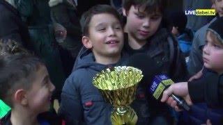 Nachwuchs Hallen-Stadtmeisterschaft Wels
