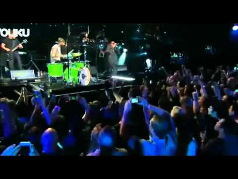 Linkin Park - Bleed It Out 20140111 ft. Travis Barker