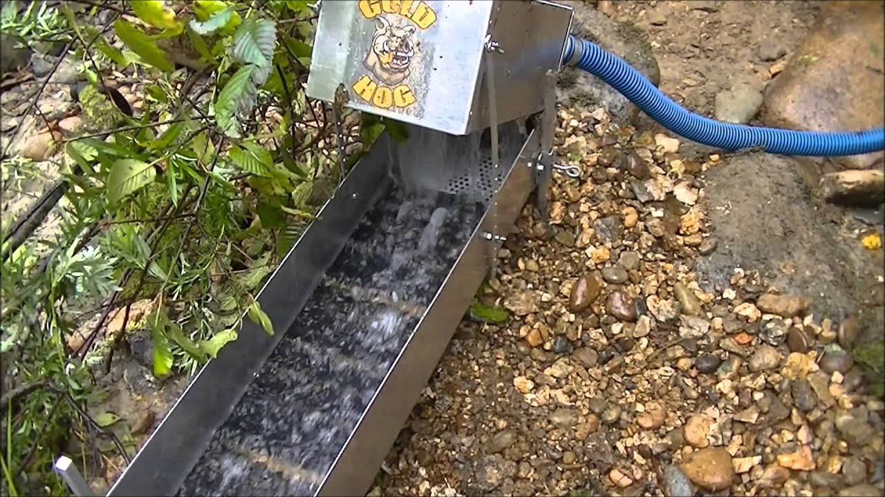 Idaho Gold Prospecting - YouTube