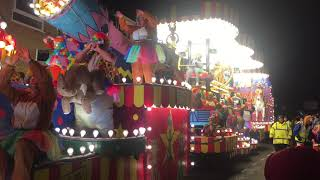 Ilminster Carnival 2018- One Plus One CC 'Afro Circus'