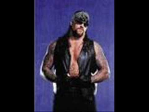 cancion del undertaker vieja