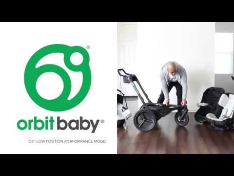 Orbit Baby O2 Tutorial:  Low Position (Performance Mode)