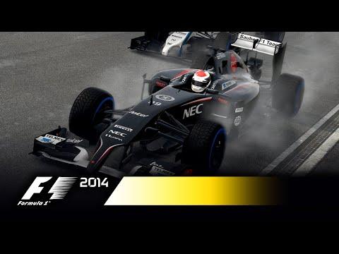 [US] F1 2014 Austin, COTA Hot Lap