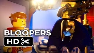 The Lego Movie BLOOPERS (2014) - Chris Pratt, Morgan Freeman Movie HD