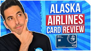 Alaska Airlines Credit Card Review | Best Use Of Miles