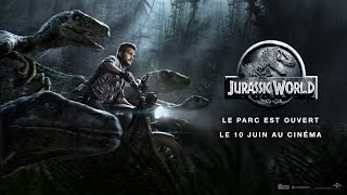 Jurassic world :  bande-annonce 2 VF