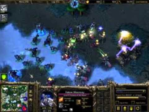 Warcraft 3 Frozen Throne - Druid of the Talon Sounds