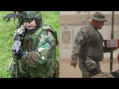Army Body Fat Test 16
