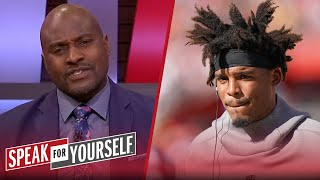 Tom Brady will get a pass if Bucs struggle, talks Cam's mindset — Wiley | NFL | SPEAK FOR YOURSELF